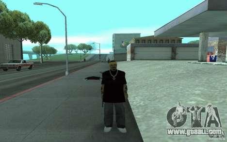 New skins Los Santos Vagos for GTA San Andreas forth screenshot