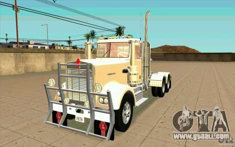Kenworth W900 Heavy Hauler 1974 for GTA San Andreas