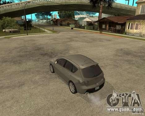 Mazda 3 Sport 2003 for GTA San Andreas