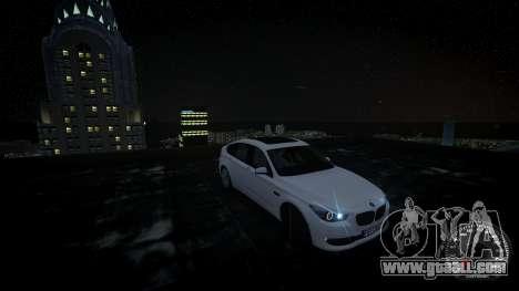BMW GT F07 2012 GranTurismo for GTA 4 right view