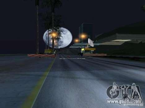 Police post 2 for GTA San Andreas third screenshot