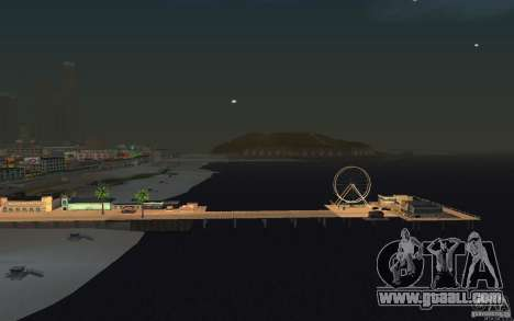 ENBSeries For Weak PC for GTA San Andreas eighth screenshot