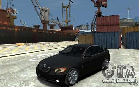 BMW 330i E90 for GTA 4