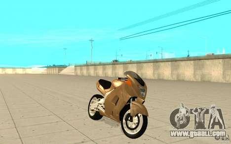 GTAIV TLAD Hakuchou Custom Version for GTA San Andreas