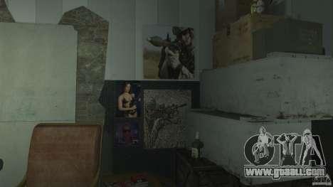 Retextured Broker Gunshop for GTA 4 sixth screenshot