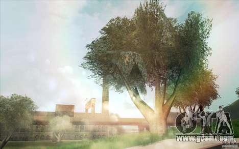 Lensflare for GTA San Andreas third screenshot