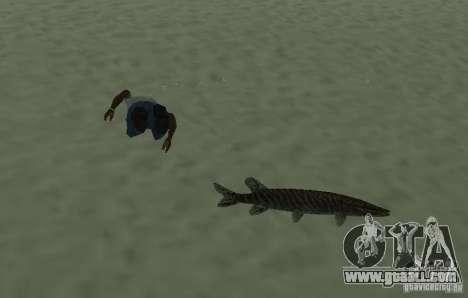 New fish for GTA San Andreas third screenshot