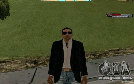 Russian Mafia for GTA San Andreas