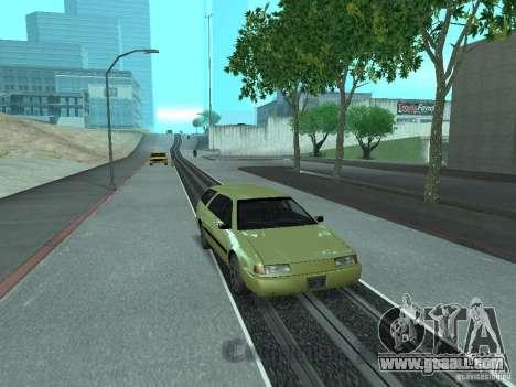 ENBSeries for weak PC for GTA San Andreas forth screenshot