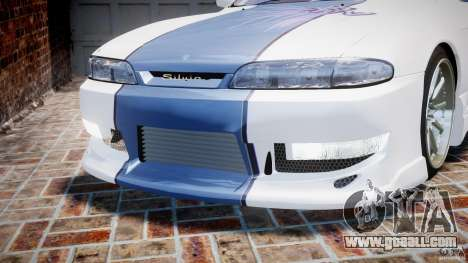 Nissan Silvia S14 [EPM] for GTA 4 bottom view