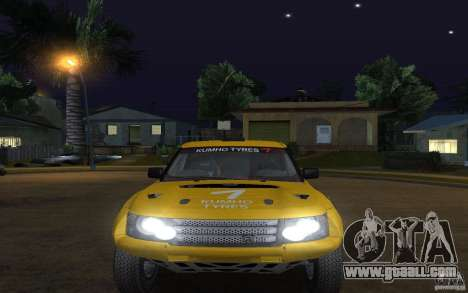 Bowler Nemesis for GTA San Andreas right view