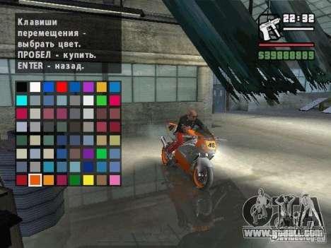 Carcols.dat By Russiamax for GTA San Andreas ninth screenshot