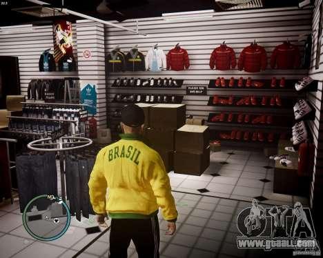 Foot Locker Shop v0.1 for GTA 4 third screenshot