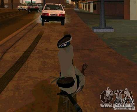 Recruitment animations from GTA IV for GTA San Andreas third screenshot