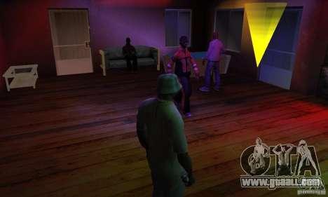 GTA SA Enterable Buildings Mod for GTA San Andreas twelth screenshot