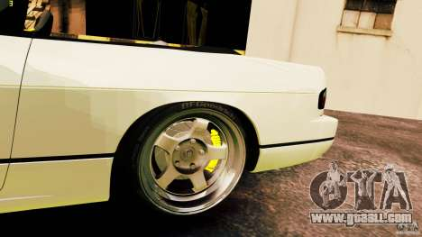 Nissan Silvia S13 Cabrio for GTA 4 side view