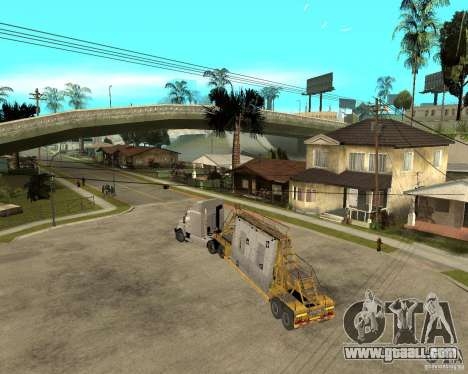 Patch trailer v_1 for GTA San Andreas right view