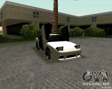 Nissan 240SX S13 for GTA San Andreas