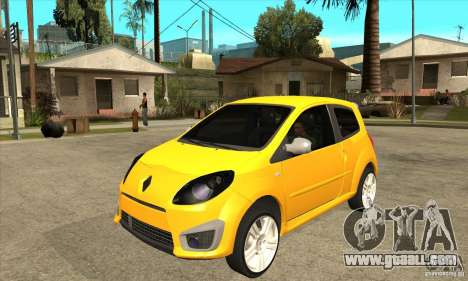 Renault Twingo RS 2009 for GTA San Andreas