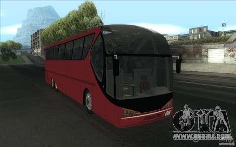 Design-X6-Public Beta for GTA San Andreas back view