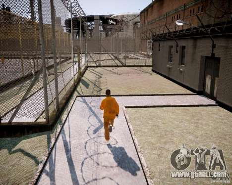 The prison Rob for GTA 4 forth screenshot