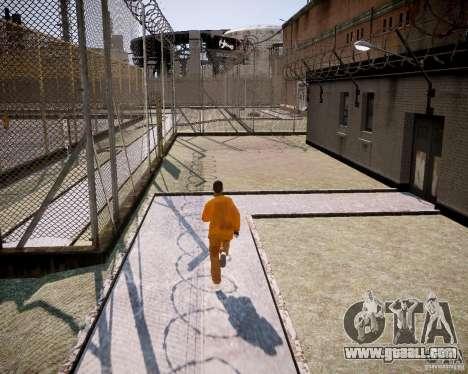 The prison Rob for GTA 4 forth screenshot