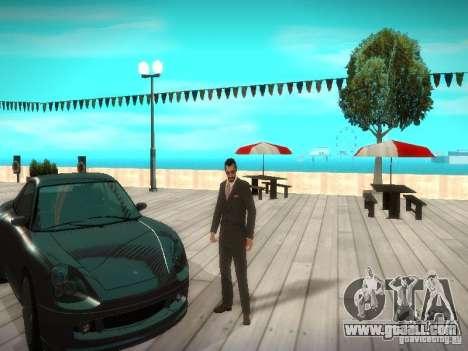 Niko Bellis New Stories for GTA San Andreas fifth screenshot