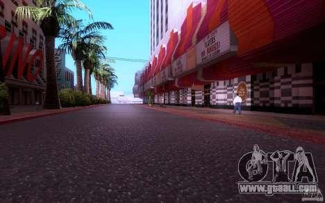 ENBSeries by muSHa v1.5 for GTA San Andreas forth screenshot