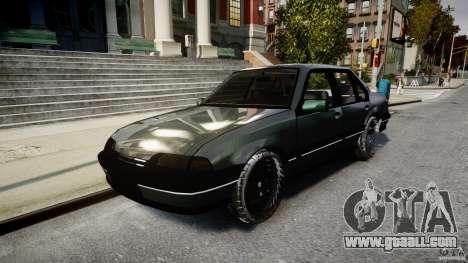 Chevrolet Monza GLS 96 for GTA 4