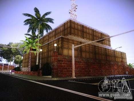 The new hospital of Los Santos for GTA San Andreas second screenshot