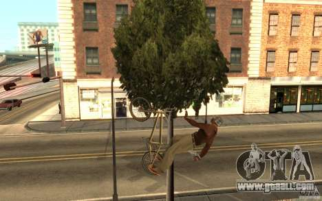 BMX Master for GTA San Andreas second screenshot