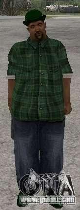 New skins Grove Street for GTA San Andreas forth screenshot