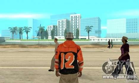 Hoodie 2 for GTA San Andreas third screenshot