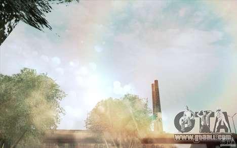 Lensflare for GTA San Andreas second screenshot