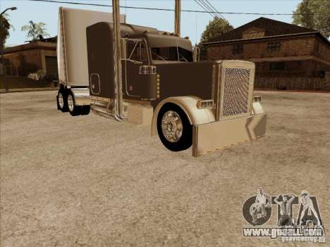 Peterbilt 379 Custom for GTA San Andreas