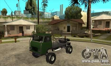 Avia A31 Trucktrial for GTA San Andreas