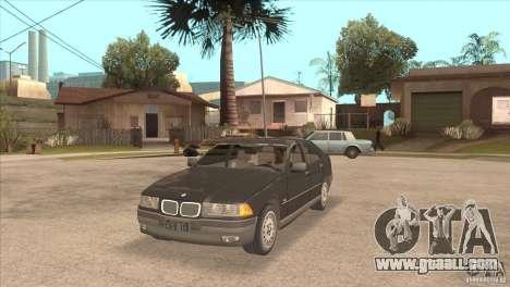 BMW 316i E36 for GTA San Andreas