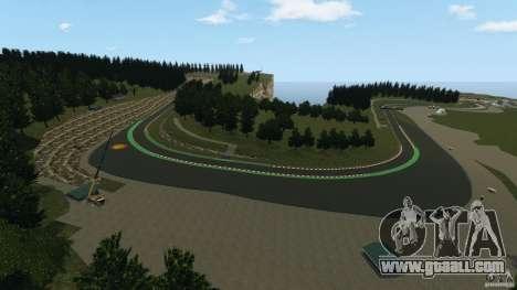 SPA Francorchamps [Beta] for GTA 4 fifth screenshot