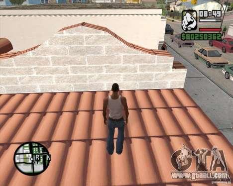 GTA 4 Anims for SAMP v2.0 for GTA San Andreas fifth screenshot