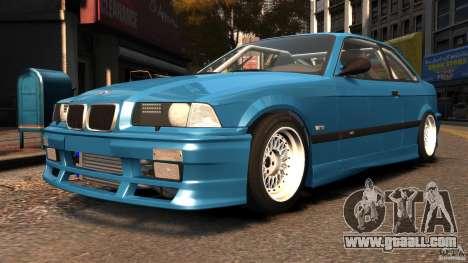 BMW M3 E36 FSC for GTA 4