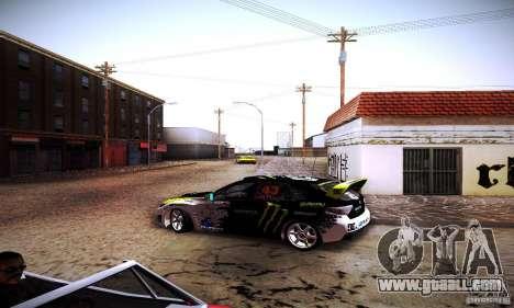 New El Corona for GTA San Andreas fifth screenshot