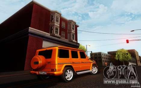 New Graphic by musha v3.0 for GTA San Andreas third screenshot