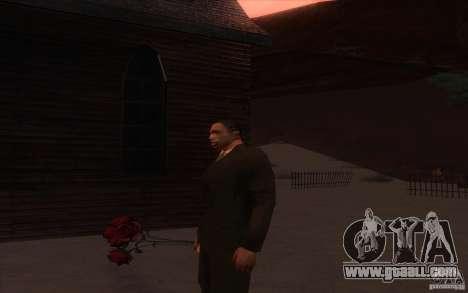 Flowers HD for GTA San Andreas second screenshot