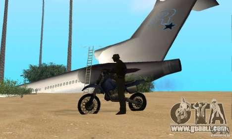 Lost Island for GTA San Andreas fifth screenshot