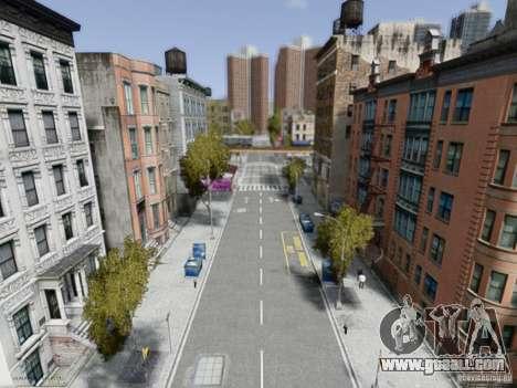 HD Roads 2013 for GTA 4 second screenshot