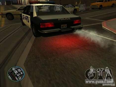 GTA IV LIGHTS for GTA San Andreas forth screenshot