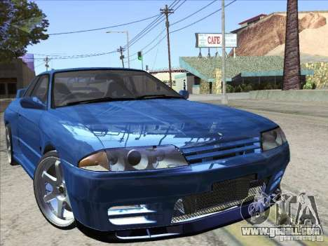 Nissan Skyline GT-R 32 1993 for GTA San Andreas
