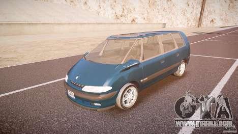 Renault Grand Espace III for GTA 4