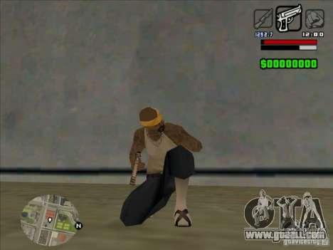 HUD by Alex for GTA San Andreas forth screenshot