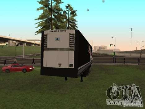 New trailer for GTA San Andreas back view
